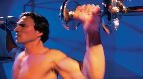 musculation ceinture scapulaire
