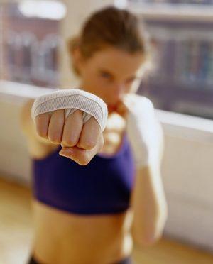 La boxe française pour les enfants