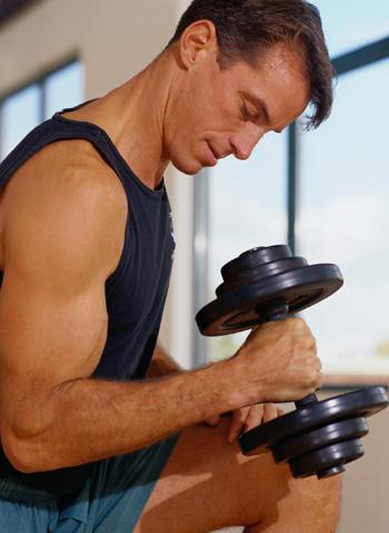 entrainement pour les hommes musculation homme