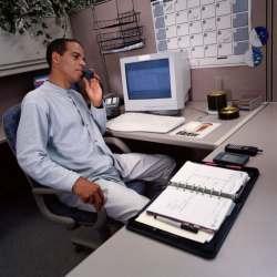 La bonne position devant l'écran de son ordinateur