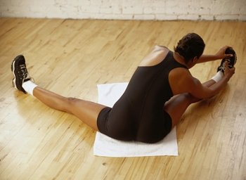 étirements musculaires
