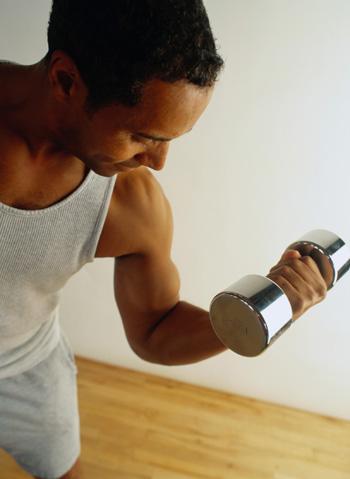 La musculation pour les garçons