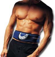 homme - Electrostimulation musculaire - Electrostimulation musculaire