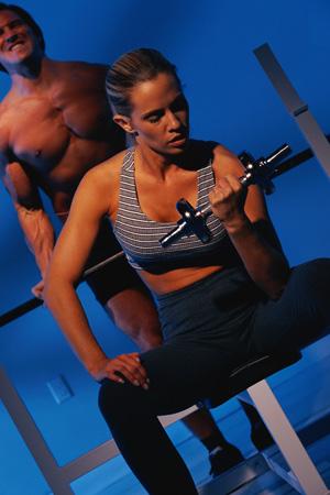 La musculation chez les femmes