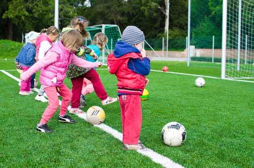 Plan d'entraînement sportif pour un adolescent
