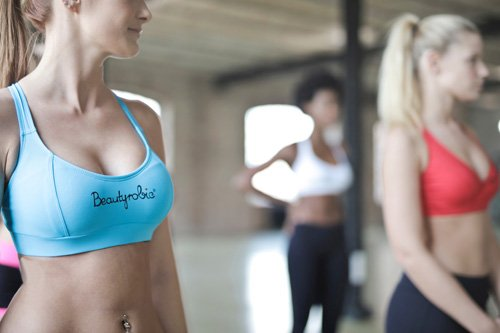 La pratique du fitness en salles de sports