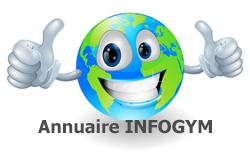 Annuaire Fitness et Musculation. Annuaire INFOGYM.COM