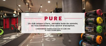 CMG SPORTS CLUB PURE
