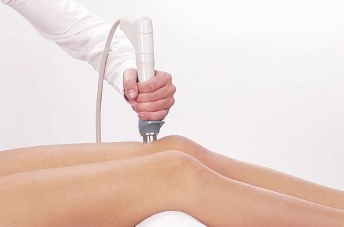 La thérapie par ondes de chocs pour traiter la douleur ou la réhabilitation de la mobilité ondes de choc