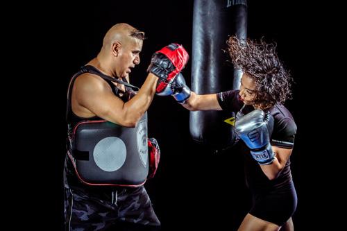 La boxe est le sport d'endurance qui rend coup pour coup