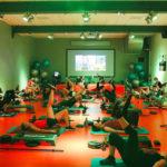La salle de fitness 54PM à Mulhouse