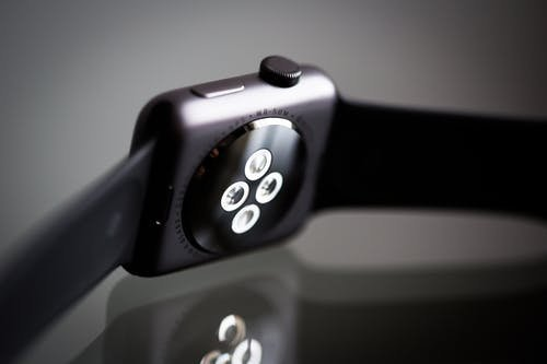 Capteurs intégré pour montre connectée sport