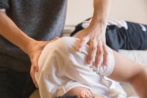 Le massage manuel chez un kinésithérapeute